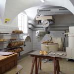 Stiftsbäckerei (älteste Bäckerei) von innen