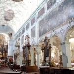 Stiftskirche St. Peter (innen)