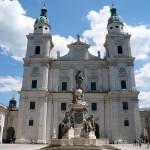 Salzburger Dom (außen)