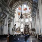 Salzburger Dom (innen)