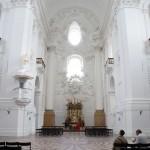 Renovierte Kollegienkirche (Universitätskirche)