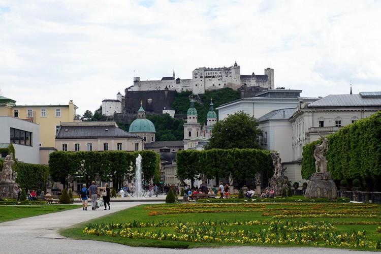 Salzburg Mirabellplatz