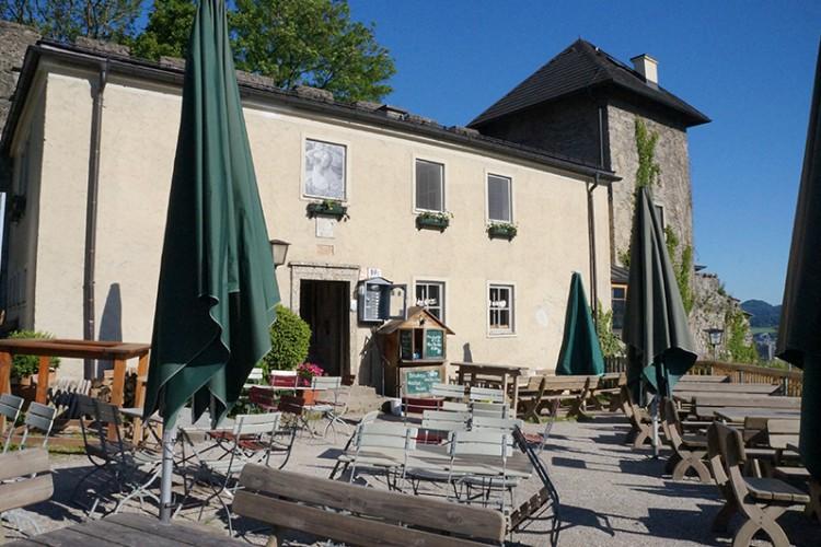 Stadtalm Naturfreundehaus Salzburg