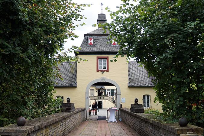 Schloss Eulenbroich - Photo by Zeitesser